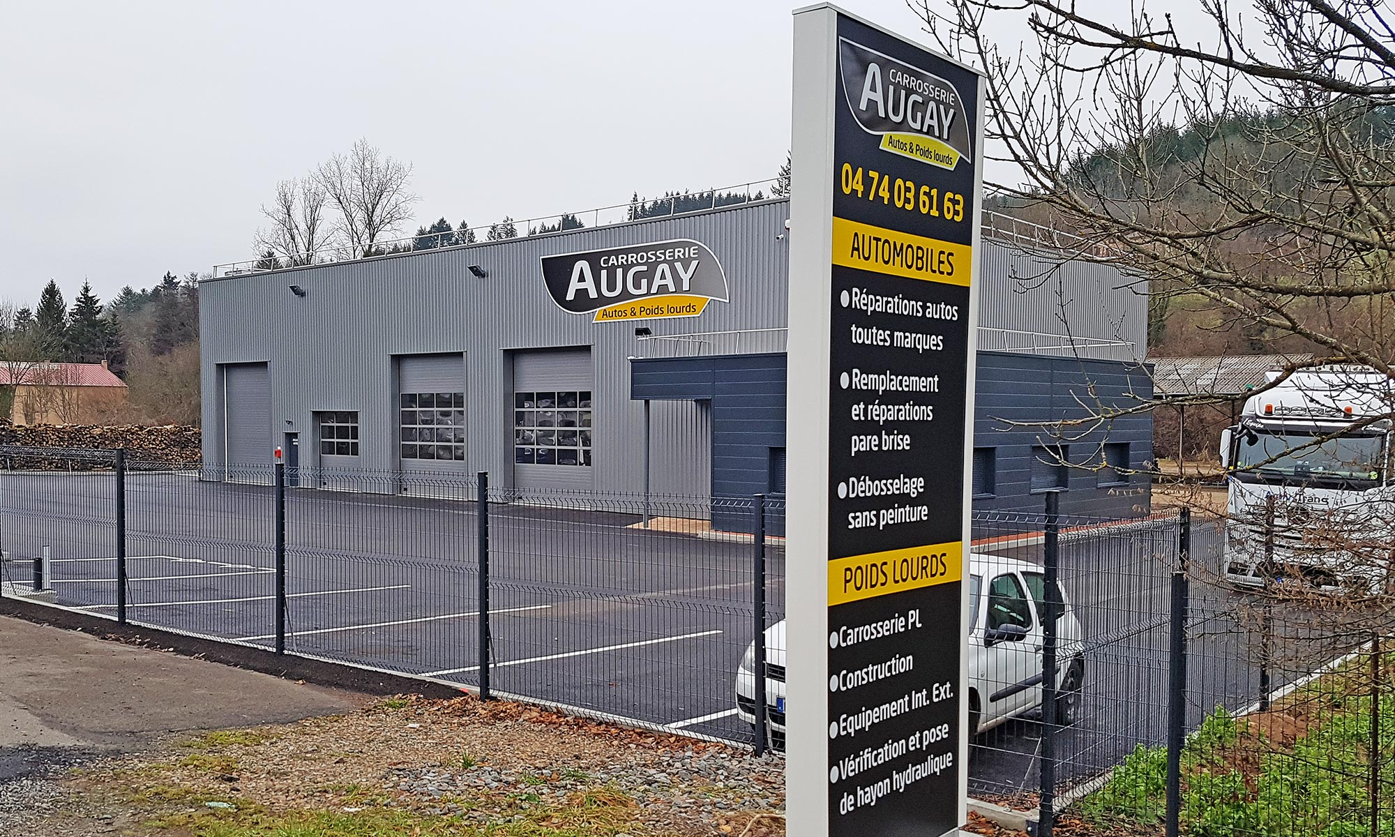 Carrosserie Augay